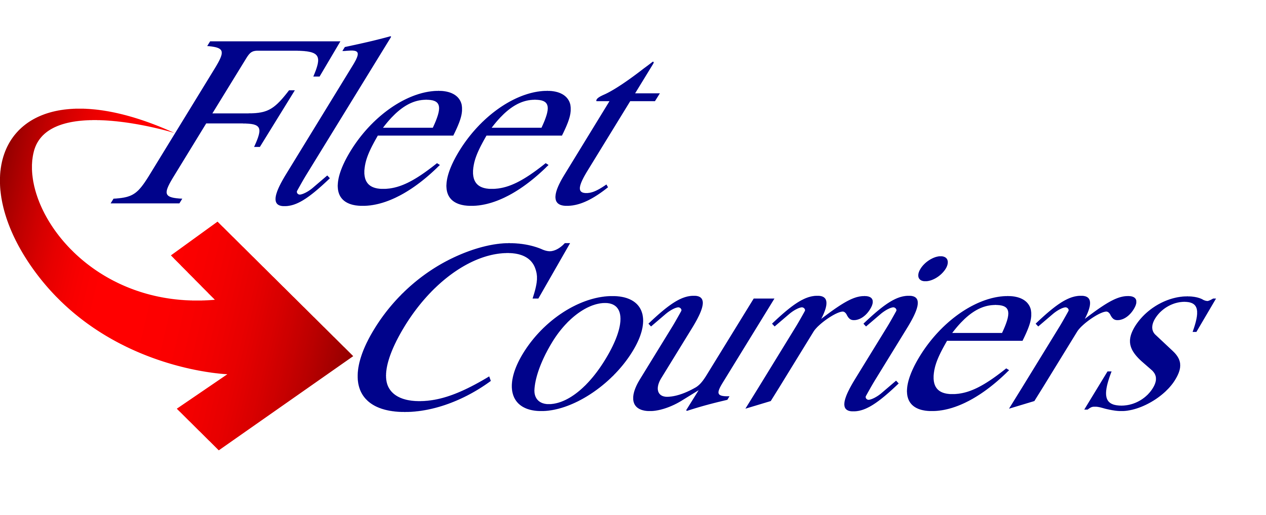 Fleet Couriers  Logo