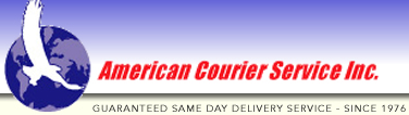 American Courier Service