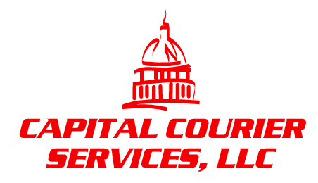 Capital Courier Services, LLC Logo