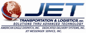 Jet Transportation & Logistics, Inc. Logo