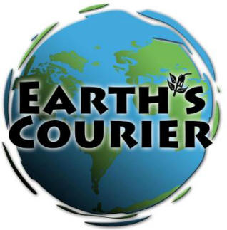 Earth's Courier Logo