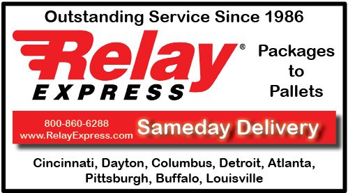 Relay Express. Inc. Logo