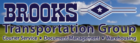 Brooks Courier Service, Inc. Logo