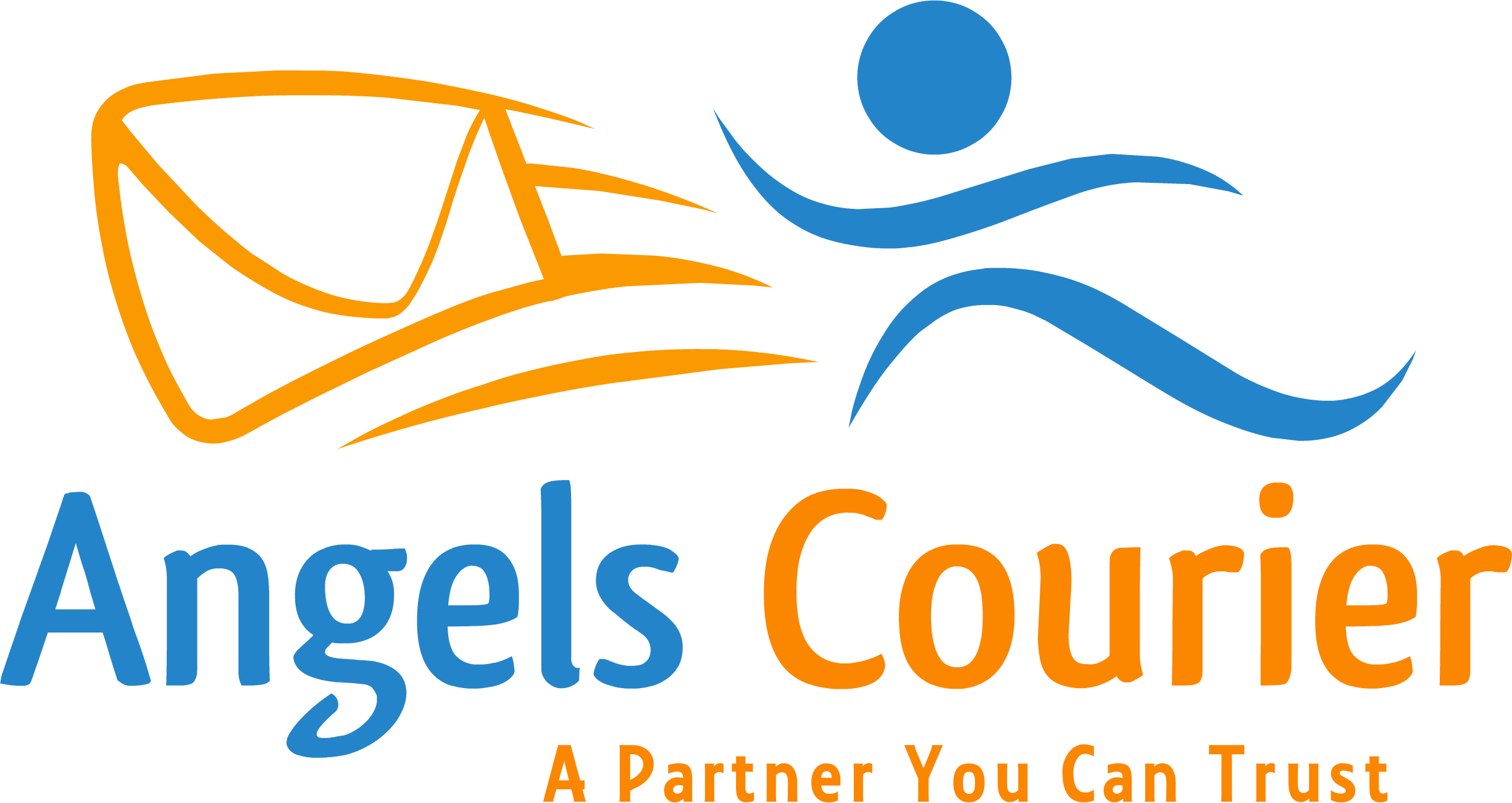 Angels Courier, Inc Logo