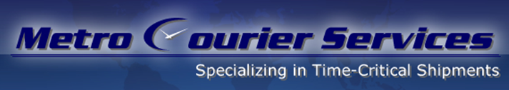 Metro Courier Services, Inc. Logo